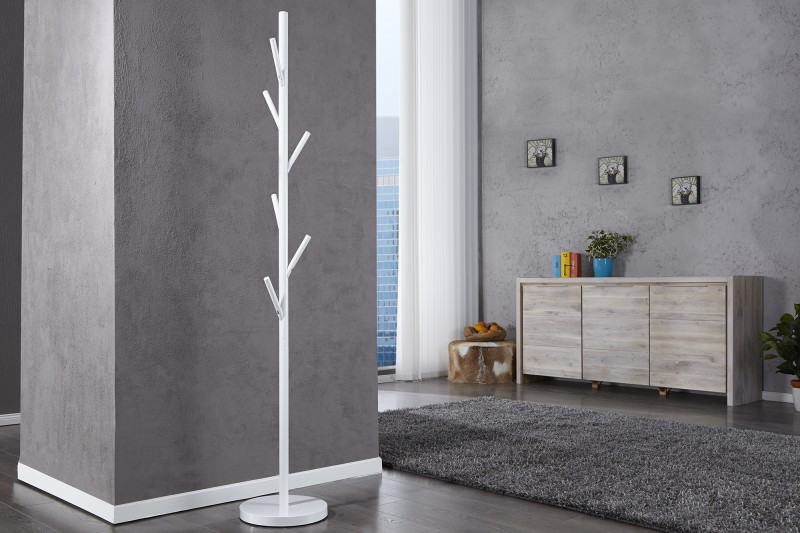 Wieszak Tree White