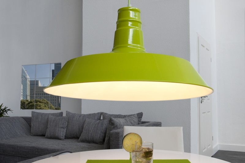 Lampa Luca Lime