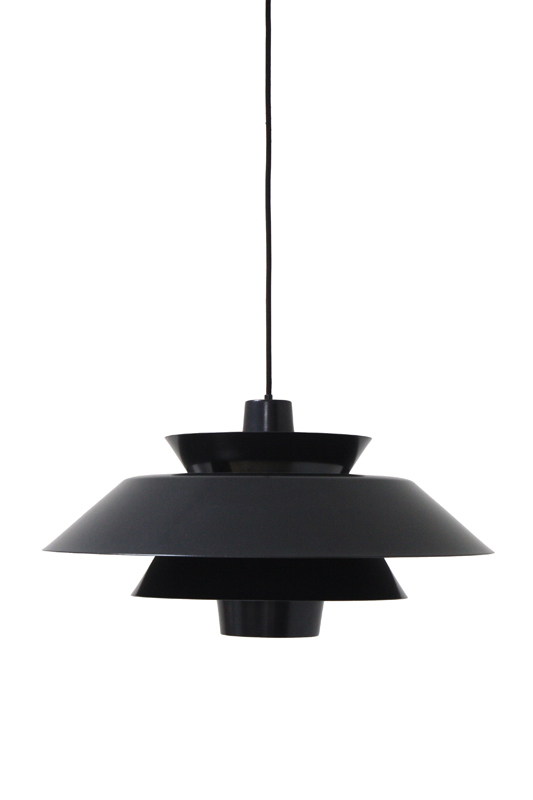 Lampa Lounge Black
