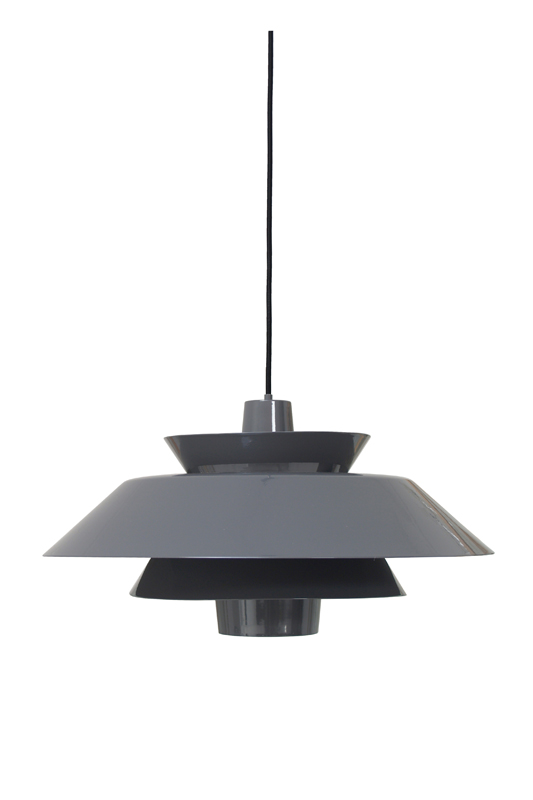 Lampa Lounge Grey