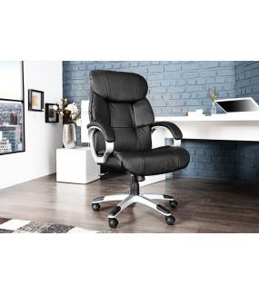 Krzesło biurowe Strong XXL czarny
