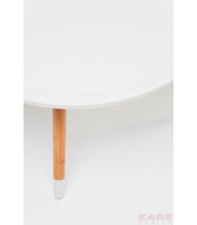 Stolik kawowy do salonu w skandynawskim stylu