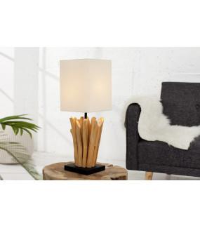 Lampa Stołowa Driftwood Euphoria biały
