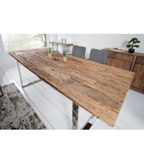 Stół Barracuda świetnie odnajdzie się się w nowoczesnej jadalni oraz w klasycznym salonie