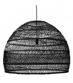 Lampa wisząca wiklinowa L