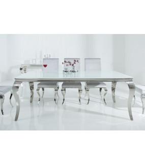 Stół Modern Barock 200 cm biały