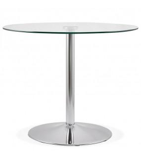 Stół szklany AMREY 90cm
