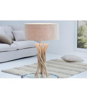 Lampa stołowa Cara Driftwood naturalna