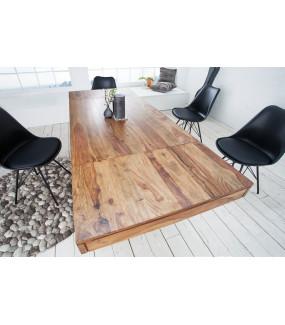 Stół rozkładany Lagos 120 cm-200 cm sheesham