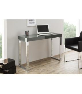 Biurko Grey Desk 120cm ciemnoszare