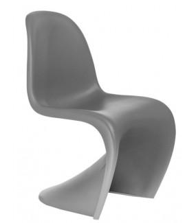 Krzesło Balance PP ciemnoszare