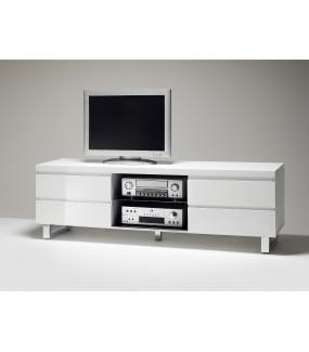 Stolik pod TV SYDNEY 167 cm biały