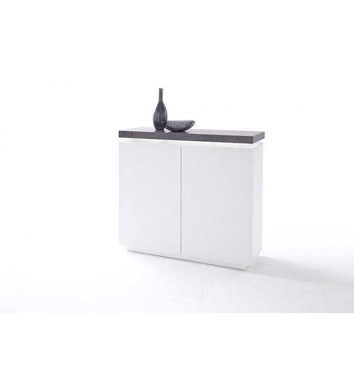 Komoda ATLANTA 120cm biała