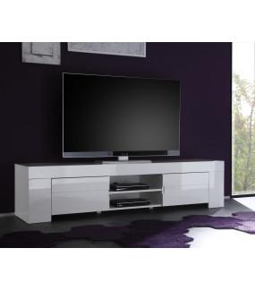 Stolik pod TV Eos 190 cm biały
