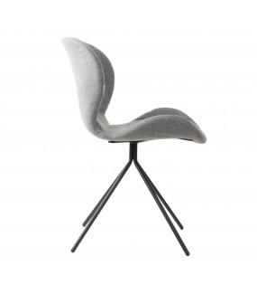 Krzesło OMG szare