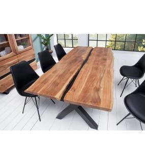Stół do jadalni EUFRAT 200 cm Akacja do jadalni