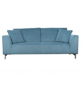 Sofa Dragon Rib niebieska