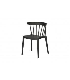Krzesło BLISS czarne