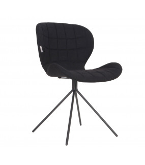 Krzesło OMG Black - 1100170
