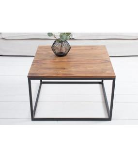 Nowoczesny stolik kawowy  z drewna Sheesham