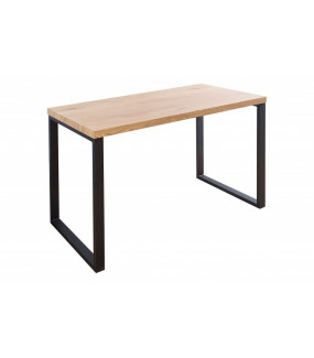 Biurko Black Desk 120 cm w kolorze dębowym