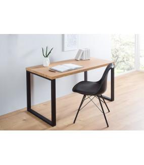 Biurko Black Desk 128cm dębowe