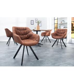 Krzesło Dutch Comfort antyczny brąz