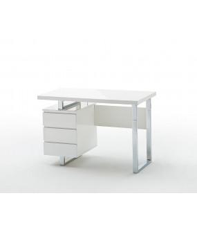Biurko SYDNEY 115 cm białe