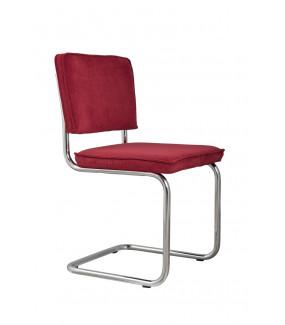 Krzesło Ridge Rib czerwone