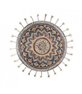 Dywan PIX 170 cm okrągły wielokolorowy