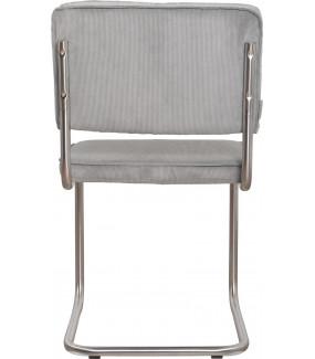 Krzesło Ridge Brushed Light szare