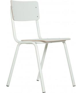 Krzesło Back To School HPL Białe