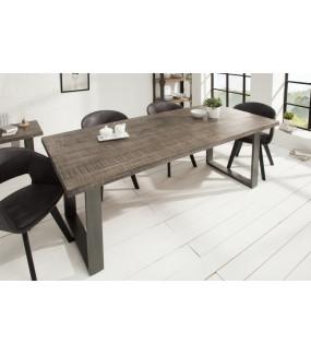 Stół Iron Craft 180 cm Mango szary