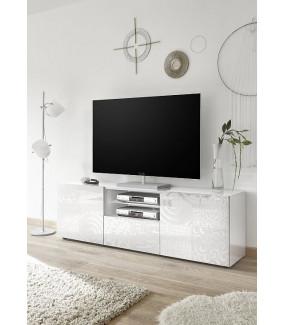 Stolik pod TV MIRO 181 cm biały