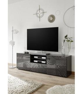 Stolik pod TV MIRO 181 cm antracyt
