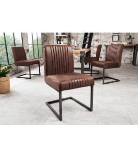 Krzesło Big Aston antyczny brąz