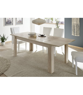Stół MIRO 137 cm - 185 cm dąb sonoma