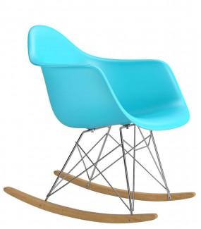 Krzesło P018RR PP inspirowane RAR niebieskie