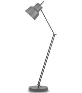 Lampa Podłogowa Belfast Szara