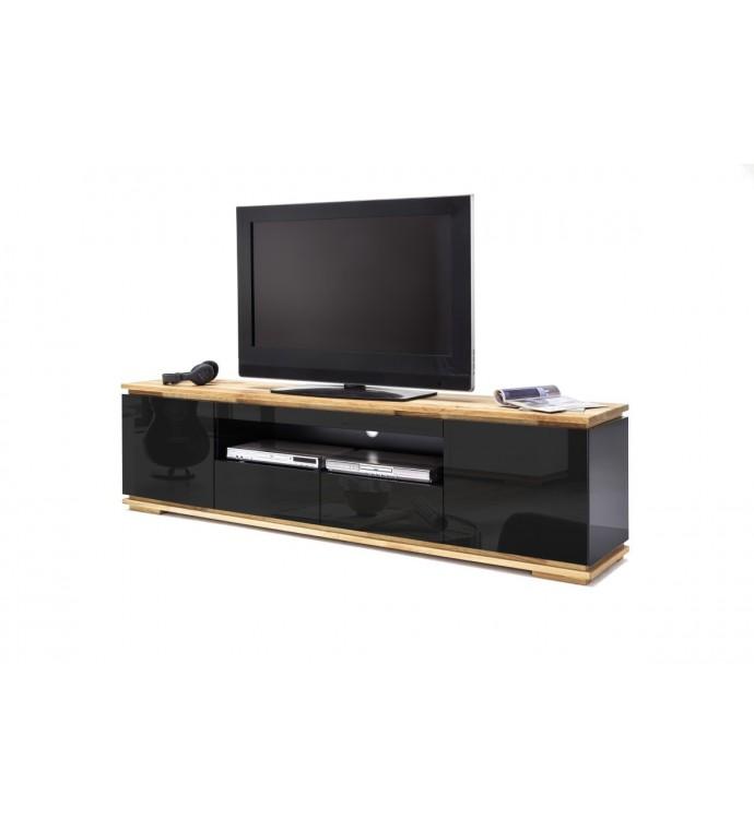 Stolik Pod Tv Chiaro 200 Cm Czarny