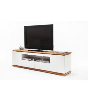 Stolik pod TV CHIARO 200 cm biały