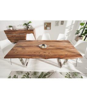 Stół Maamut 180 cm drewno Sheesham