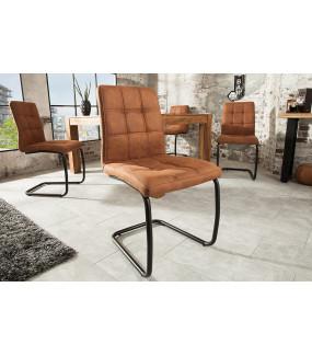 Krzesło Modena jasnobrązowe