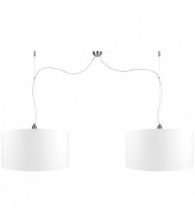 Lampa Wisząca Rome Podwójna 60x30cm
