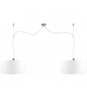Lampa Wisząca Rome Podwójna 47x23cm