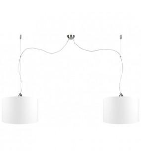 Lampa Wisząca Rome Podwójna 40x25cm