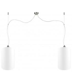 Lampa Wisząca Rome Podwójna 25x45cm