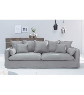 Sofa Heaven 215 cm szara