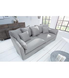 Sofa Heaven 215 cm szara do salonu