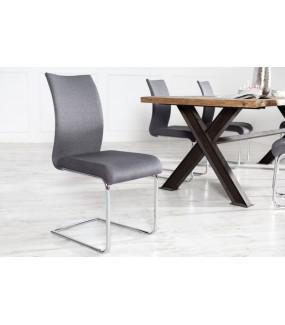Krzesło Suave antracytowe